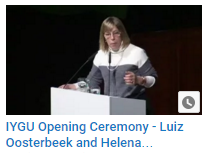 Opening Ceremony Helena und Luiz