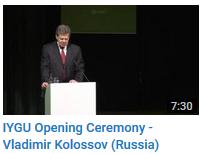 Opening Ceremony Kolossov