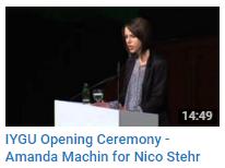 Opening Ceremony Machin