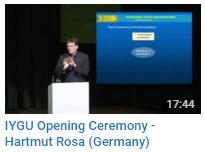 Opening Ceremony Rosa