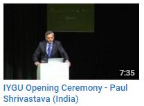 Opening Ceremony Shrivastava
