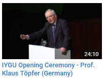 Opening Ceremony Töpfer
