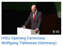 Opening Ceremony Tiefensee