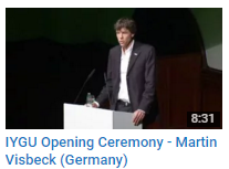 Opening Ceremony Visbeck