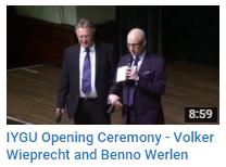 Opening Ceremony Werlen und Wieprecht